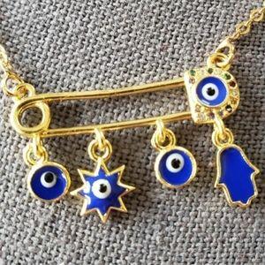 Jewelry - Evil Eye Necklace